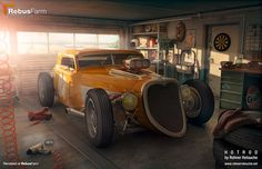 CGSociety - RENDERING IN THE CLOUD WITH REBUSFARM 2.0