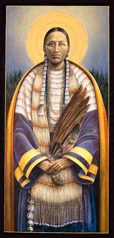 Lakota Madonna