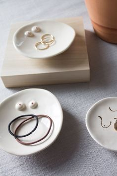 Gail Ceramic Dish / BOOBS 4 BABES – VAUX VINTAGE