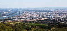 Vienna City Guide: 24 Hours In Our Beautiful Hometown - The Daily Dose Danube River, Vienna Austria, Post Wedding, Planer, Places Ive Been, Paris Skyline, Dolores Park, To Go, Around The Worlds