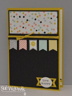 Sale-a-bration 2014. Handmade Card by Sue Wdowik - Independent Stampin' Up! Demonstrator. http://www.nighnighbirdie.com/2014/02/rak-cards-february-2014.html Purchase cards from my Madeit Store: https://www.madeit.com.au/NighNighBirdie