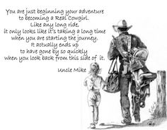 cowgirl quotes | Cowgirls in Kindergarten - Kandy's Korner