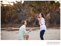 This is incredible! Note to BF: Hire a photographer to capture the moment! Mattye's proposal was captured on video- fabulous!