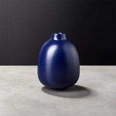 Cobalt Blue Bud Vase | CB2