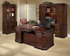 Solid Wood Office Desk with Hutch - solid Wood Office Desk with Hutch - Space Saving Desk Ideas, Luxury Amish Rolltop Desk Hutch Office Furniture solid Wood Oak Furniture, Best Home Office Desk, Solid Wood Office Desk, Home Office Desks, Wood Office Desk, Modular Home Office Furniture, Living Room Table Sets, Desk Furniture, Desk In Living Room