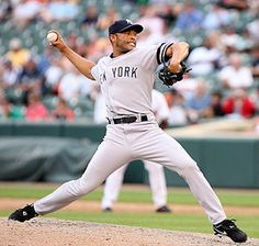 Mariano Rivera, NY Yankees