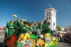 Mask Festival ··· photo by Javier J. Freytes