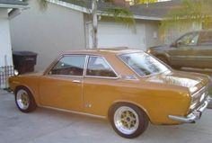 Gray-Market Import: '70 Datsun Bluebird 1600 SSS