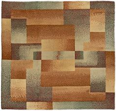 A French Art Deco rug BB4698 - A French Art Deco rug designed by the Armenian-French painter and rug designer, Voldemar Boberman, who was an active ...