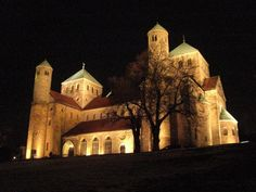St Michaels, Hildesheim, Germany c. 1010 - 1033CE