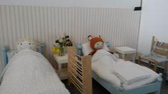 De verpleegkamer