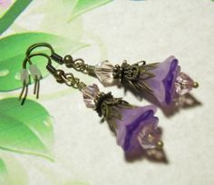 Great earrings for summer! Perfect for bridesmaid, too! Visit my eBay store and find lots of great earrings. Buy 2 pairs get 1 pair for 50% off with FREE SHIPPING in USA, too!