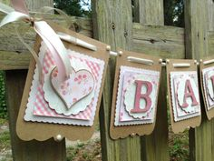Shabby Chic Baby Shower Shabby Chic Nursery by SharingAPassionINC