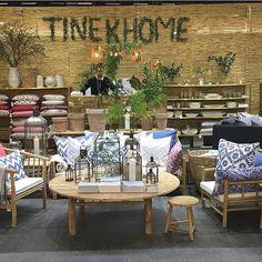 #tinekhome at @maisonetobjet - see you at stand B60/C59  #tinek#maisonetobjet#ss2016#interior#danishdesignmo16#maisonetobjet #maisonobjet2016