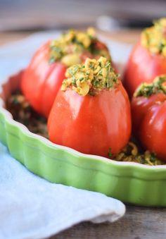 Ofentomaten Pasta Auflauf - Roasted Tomato Pasta Gratin | Das Knusperstübchen