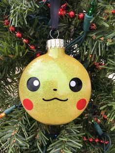 3x Pokemon Go Pokeball Christmas tree decorations Bauble ornament christmas gift
