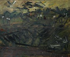 FRANK AUERBACH (BORN 1931) - The Barber Institute of Fine Arts