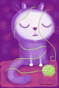 Yarn Cat     xx