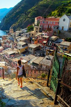 The rocky shores of the Italian Riviera belong in the pages of a romance novel. We picked Cinque Terre as one of the 15 most romantic getaways in the world.