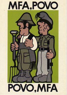 Estórias da História: Movimento das Forças Armadas (MFA)