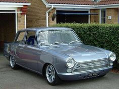 Cortina MK1 Classic Cars British, Ford Classic Cars, Ford Motor Company, Retro Cars, Vintage Cars, Autos Ford, Ford Anglia, Aussie Muscle Cars, Cars Uk
