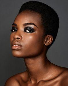 'Long Weave is No Longer the Standard for Black Models': Angolan Model Discusses Her Big Chop