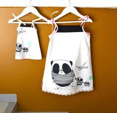 The Panda sundress