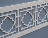 Quatrefoil Fretwork Panel: I want this for my house!!!