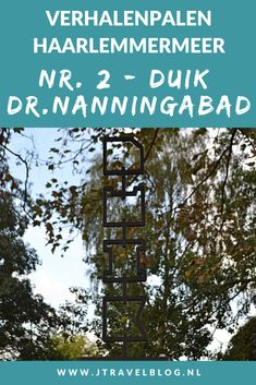Deze keer laat ik je kennismaken met de tweede verhalenpaal: nr. 2 - DUIK / Dr. Nanningabad in Hoofddorp. In deze en 19 andere blogs neem ik je mee langs de 20 verhalenpalen in de gemeente Haarlemmermeer. Fiets je mee? #verhalenpalen #haarlemmermeer #fietsen #jtravel #jtravelblog