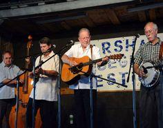 Marshall Bluegrass Festival photos