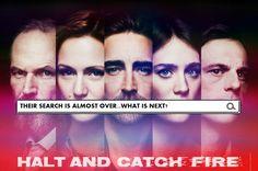 Halt and catch fire Season 4 Lee Pace Mackenzie Davis Scoot Mcnairy Kerry Bishe  Toby Huss