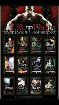 Best vampire book series!