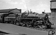 BR standard class 4  2-6-0 Diesel Locomotive, Steam Locomotive, Steam Trains Uk, Steam Railway, Train Times, Steam Engine, Engineering, Around The Worlds, British