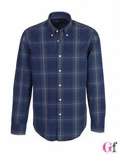 Camisa Sport Azul Escuro #Quebramar #Goodfashion #ValentineDay
