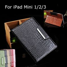 Awesome iPad mini 2017: $8.77 (Buy here: alitems.com/... ) Fashion Crocodile Leather Cover Case for iPad...  Aliexpress 2017 best buys! =) Check more at http://mytechnoshop.info/2017/?product=ipad-mini-2017-8-77-buy-here-alitems-com-fashion-crocodile-leather-cover-case-for-ipad-aliexpress-2017-best-buys