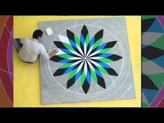 Amazing Beautiful Diwali SPECIAL Rangoli Design for you brought to you by Indian Rangoli. Stay tuned for more simple and Best Rangoli Designs. 3d Rangoli, Rangoli Simple, Peacock Rangoli, Free Hand Rangoli, Rangoli Ideas, Flower Rangoli, Best Rangoli Design, Indian Rangoli Designs, Small Rangoli Design