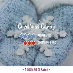 Christmas Candy - Essential Oil Diffuser Blend- Try barefūt Essential oils today. Essential Oil Diffuser Blends, Doterra Essential Oils, Yl Oils, Aroma Diffuser, Aromatherapy Oils, Living Oils, Belleza Natural, Young Living, Christmas Candy