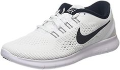low priced b010b bb33b Nike Free Run Womens Running Shoes SU16 8 White     More info could be