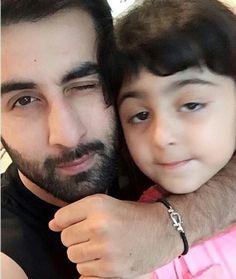 Cuteness Overloaded!! #ranbirkapoor clicks a Cute Selfie with niece Samara #bollywoodactor #bollywood #bollywoodlover #selfies #sundayselfie #ranbirkapoor #ranbirkapoorfan #hottestactor #fashion #fun #bollywoodfashion #bollywoodstyle #followforfollow #followforlike #likesfortags #tags #fashionblogger #instablogger #gurgaon #mumbai #kolkata #surat