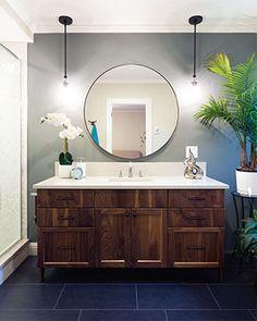 Award Winning Bathroom Renovations - Kitchen Renovations Winnipeg - Winnipeg Home Renovations - Hammerdown Kitchen Renovations, Home Renovation, Video Home, Home Repair, Building Design, Home Improvement, Mirror, Furniture, Home Decor