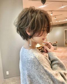 Short Hair Cuts, Short Hair Styles, Choppy Haircuts, Types Of Fashion Styles, Hair Beauty, Elegant, Women, Hairstyles, Instagram