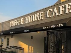 Coffee House Cafe named the Best Coffee Shop by voters on the Dallas A-List