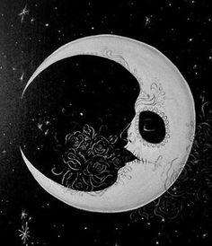 sugar skull flower drawings - Google Search