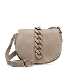 The thick chain is what make the bag.  love it!