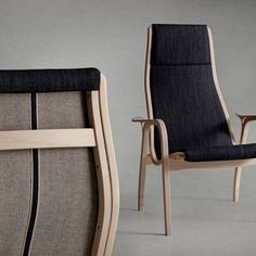 Nudie Jeans +  Swedese: Lamino Chair