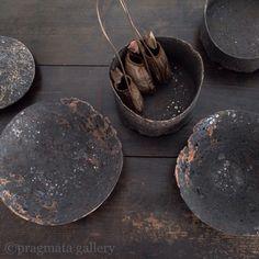 pragmata gallery, ceramics by Kazunori Ohnaka