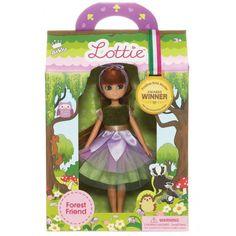Lottie-docka - Forest Friend