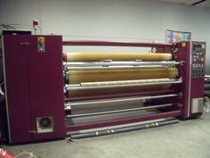Digital Rotary Heat Transfer Press Practix OK-12