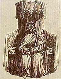 Owain Glyndŵr Glyndŵr was the last of the Princes of Powys from his father Gruffydd Fychan II, hereditary Tywysog of Powys Fadog & Lord of Glyndyfrdwy,  of Deheubarth through his mother Elen ferch Tomas ap Llywelyn. On 16 September 1400, Glyndŵr began the Welsh Revolt against Henry IV of England. Initially successful & rapidly retaking large areas of Wales, the uprising had a key weaknesses -  a lack of artillery,  & ships, making his coastlands vulnerable. Routed 1408-9, he disappeared in…