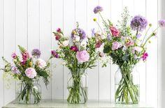 Bedankt voor de mooie bloemen | Baaz.nl